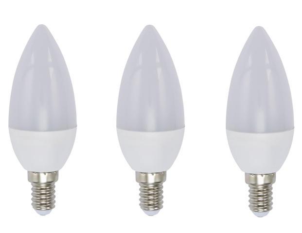 LED-Birne 3-er Set