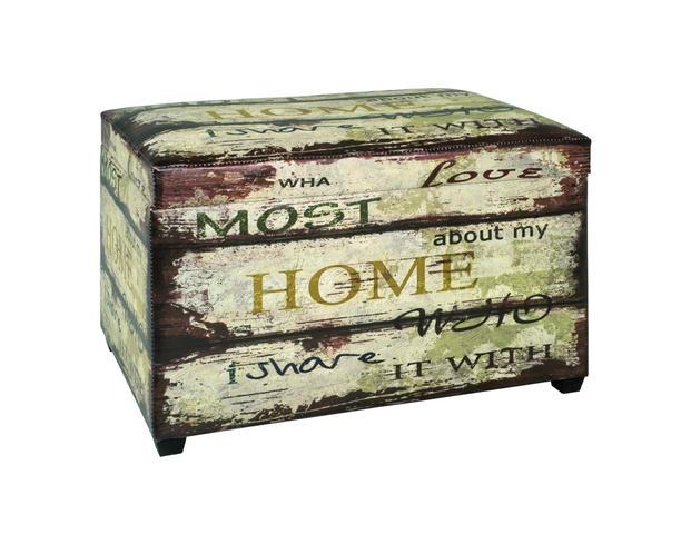 Sitztruhe Home Vintage