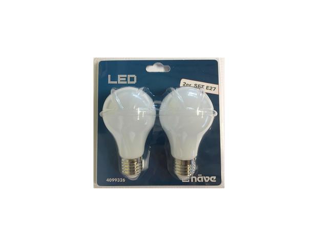 LED-Birne 2-er Set