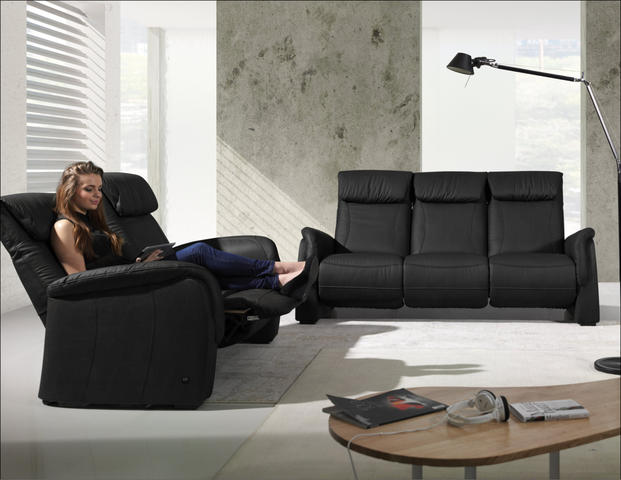 myCouch Relaxsofa 2er Home Cinema