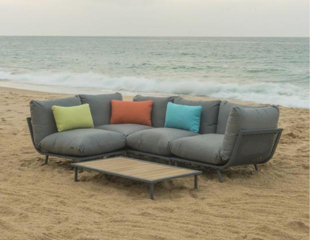 Lounge Beach Kombination