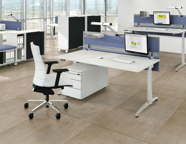 Canvaro Steh-/Sitztisch