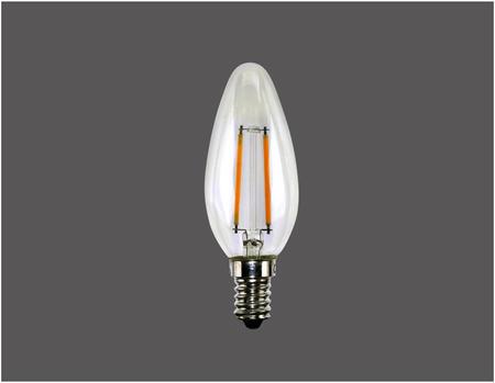LED-Birne Kerze