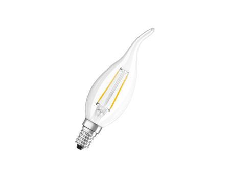 LED-Birne Windstosskerze