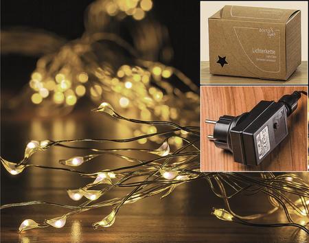 LED-Kaskade Lichterkette