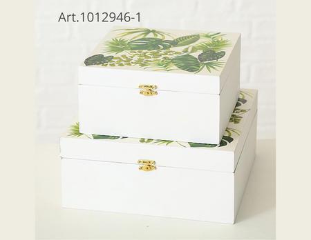 Box Blatt