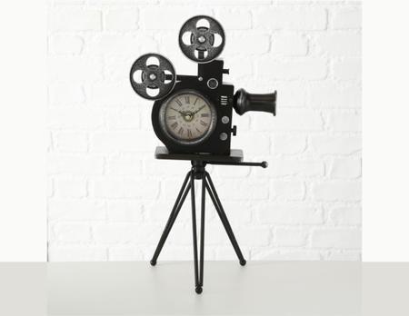 Uhr Filmkamera