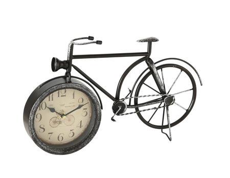 Tischuhr Bike