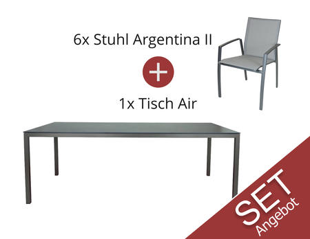 Aktions Set Air-Argentina
