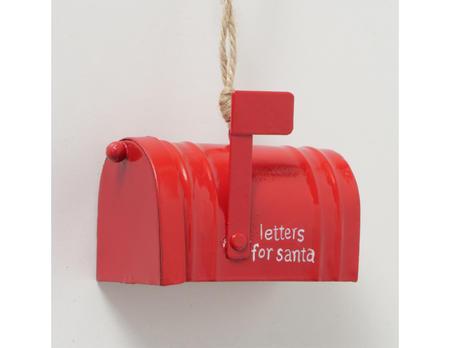 Dekoanhänger Mailbox