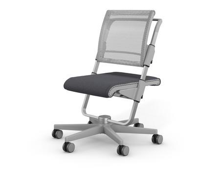 Scooter Bürostuhl mit Kissen