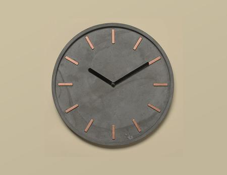 Wand-Uhr Gela