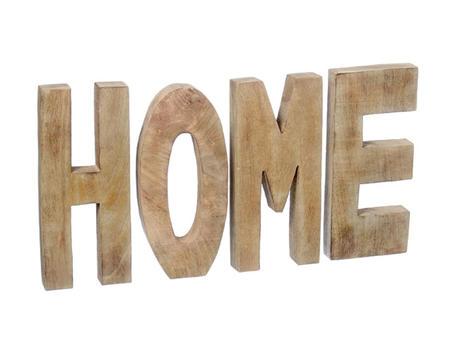 Aufsteller Zuhause