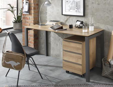 Schreib- und Computertisch