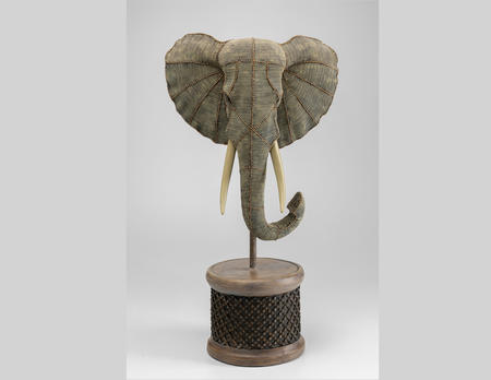 Deko Objekt Elephant Head