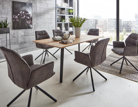 Design-Tisch TAIGA