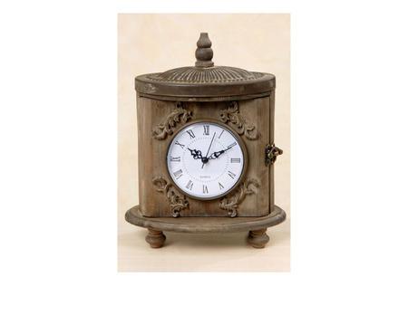 Uhr Ornament