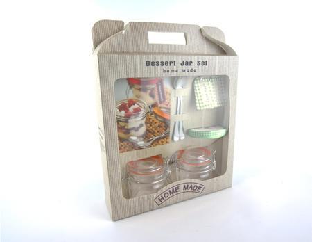 Dessert Jar Set