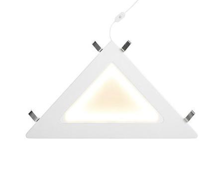 Life Time Eckablage mit LED-Licht