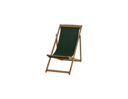 Deckchair Tannengrün