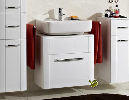 Waschbeckenunterschrank Fokus 3005