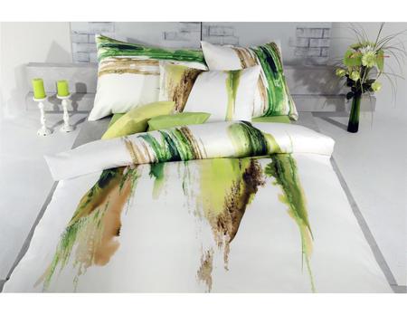 Bettanzug Aqua green
