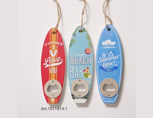 Flaschenöffner Surf