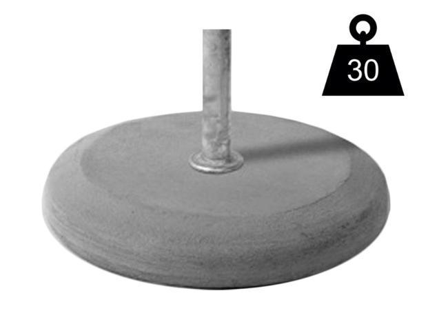 Betonsockel Z, 30kg
