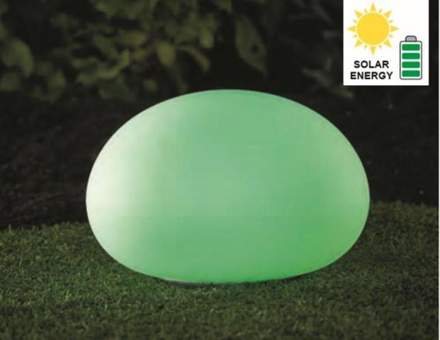 Solarlampe Kugel