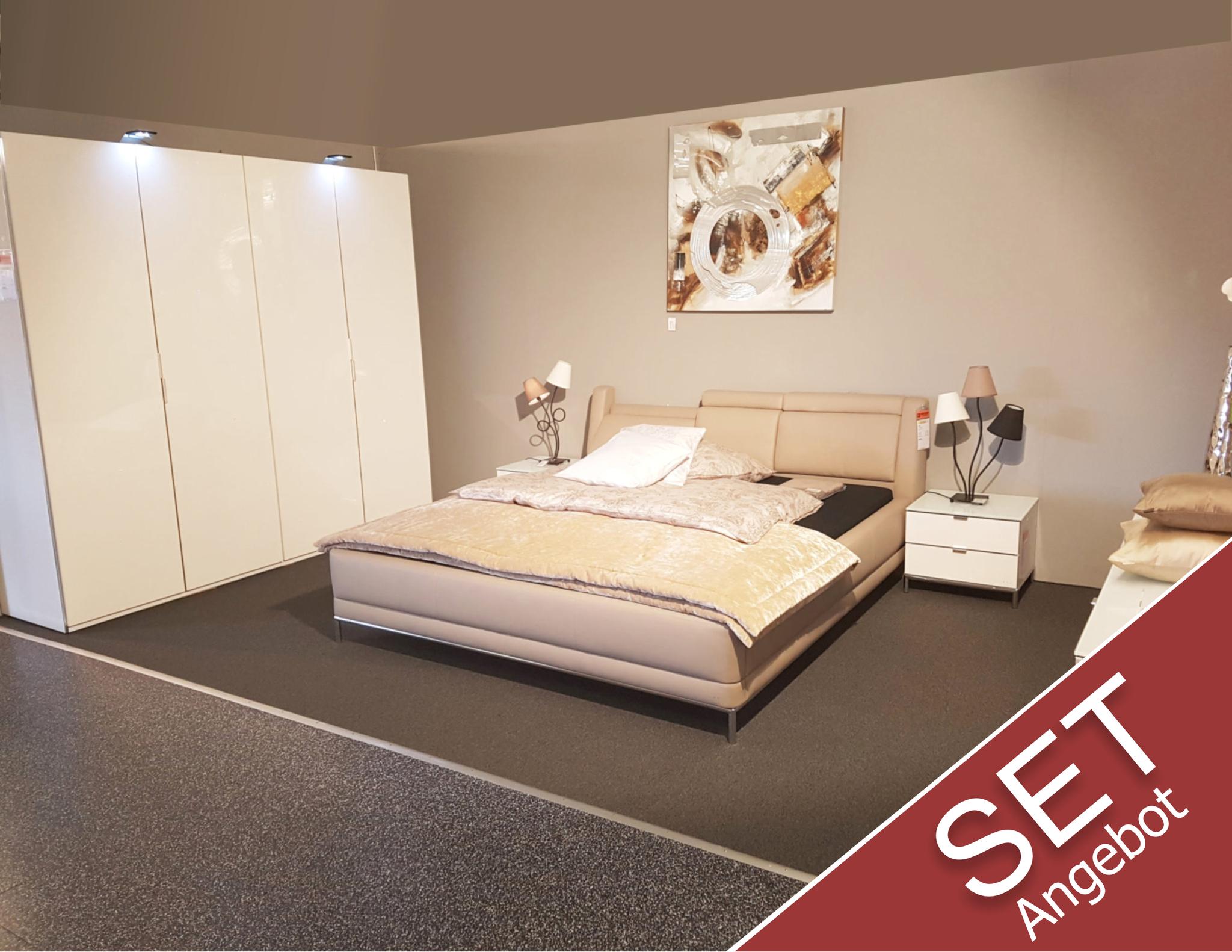 Schlafzimmer Chiraz online günstig kaufen - online bei discomoebel.shop